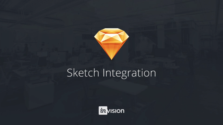 Sketch Integration with InVision -  See more