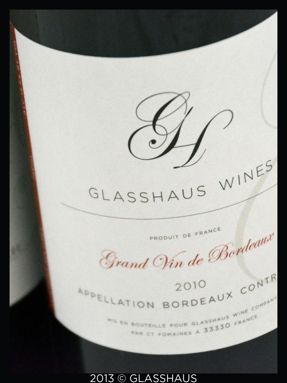 Bordeaux Wine Blend