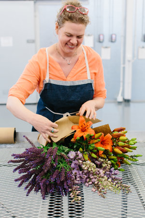 Christine-Local Flower Advocate