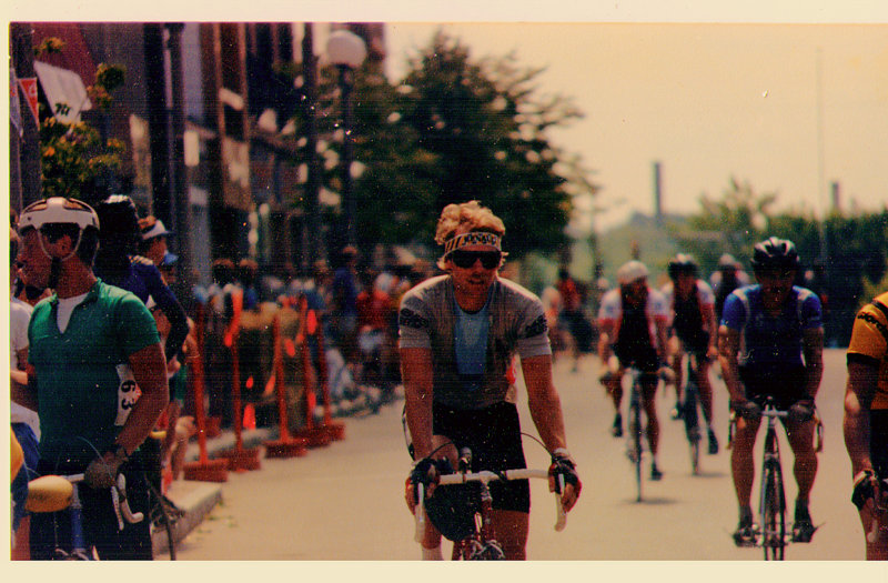 Jim Quinn, The Bicycle Link Owner