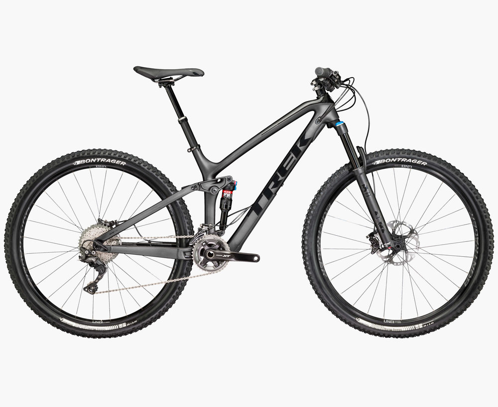 Fuel EX 9.8 29 MSRP $4999.99 Available as a Project 1 custom bike