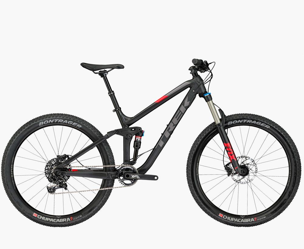 Fuel EX 8 27.5 Plus MSRP $3299.99