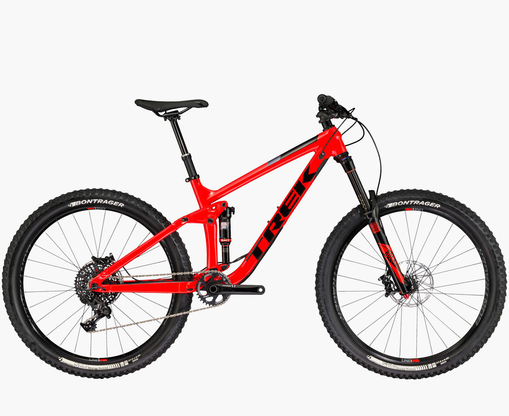 Viper Red/Trek Black