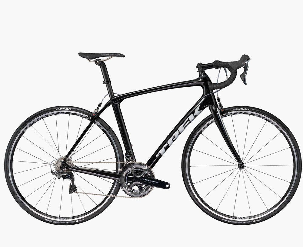 Trek Black/Quicksilver