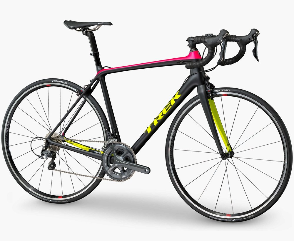 Matte Trek Black/Pink/Yellow-P1