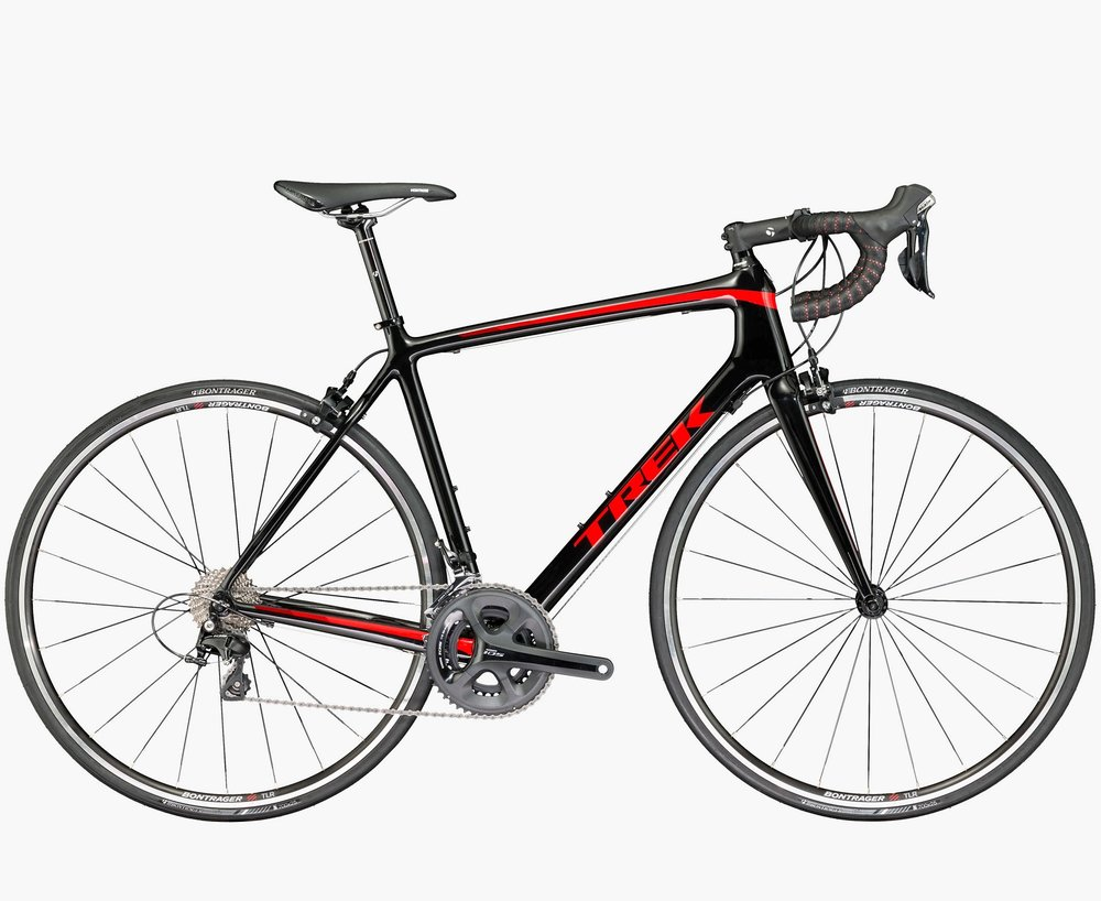 Trek Black/Viper Red