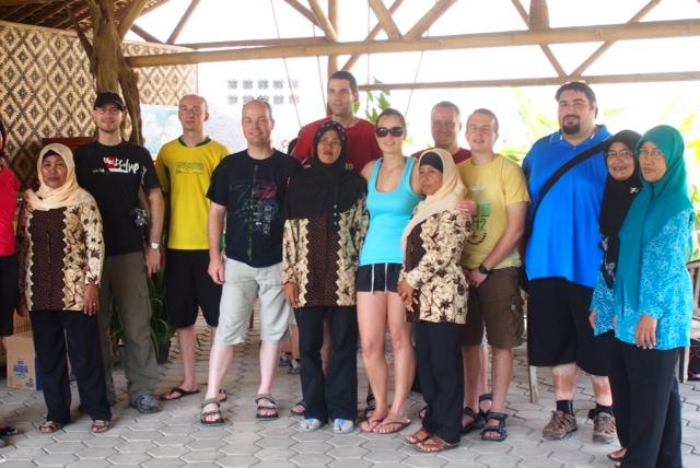 One week in Java