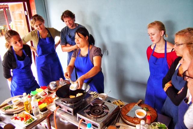 Cooking School Part 2: Cooking