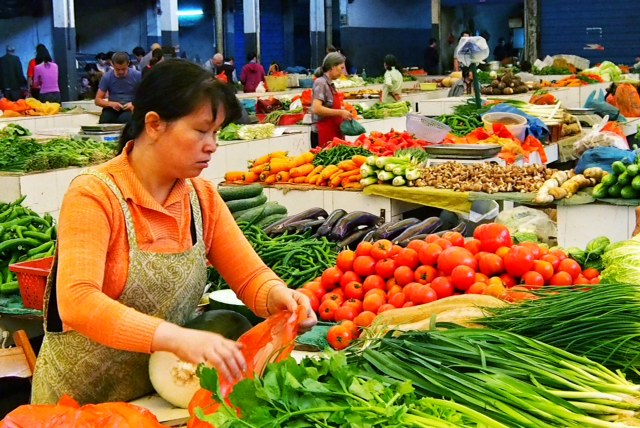 Cooking School - Part 1: The Market