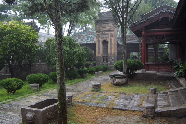 First day in Xi'an
