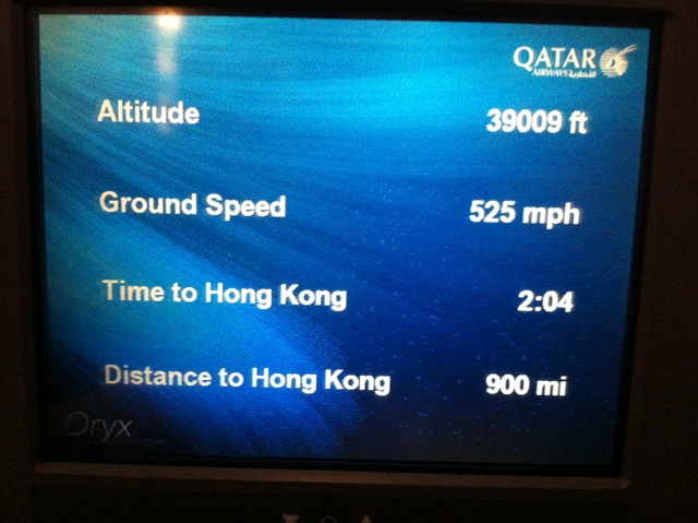 Journey to Hong Kong