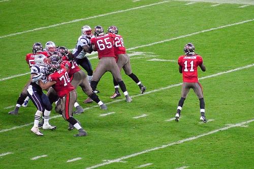 NFL International Series: Patriots vs Buccaneers