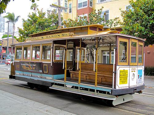Last days in San Francisco