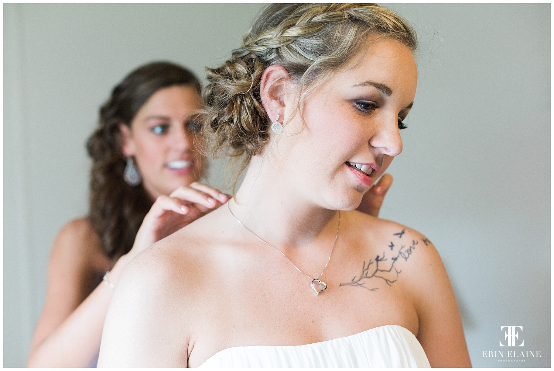 savannah & tyler- wrightsville wedding — erin elaine photography