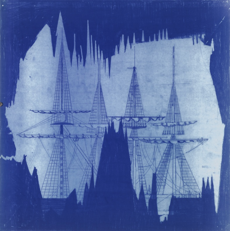 Blueprint of Tall Ships, 1991