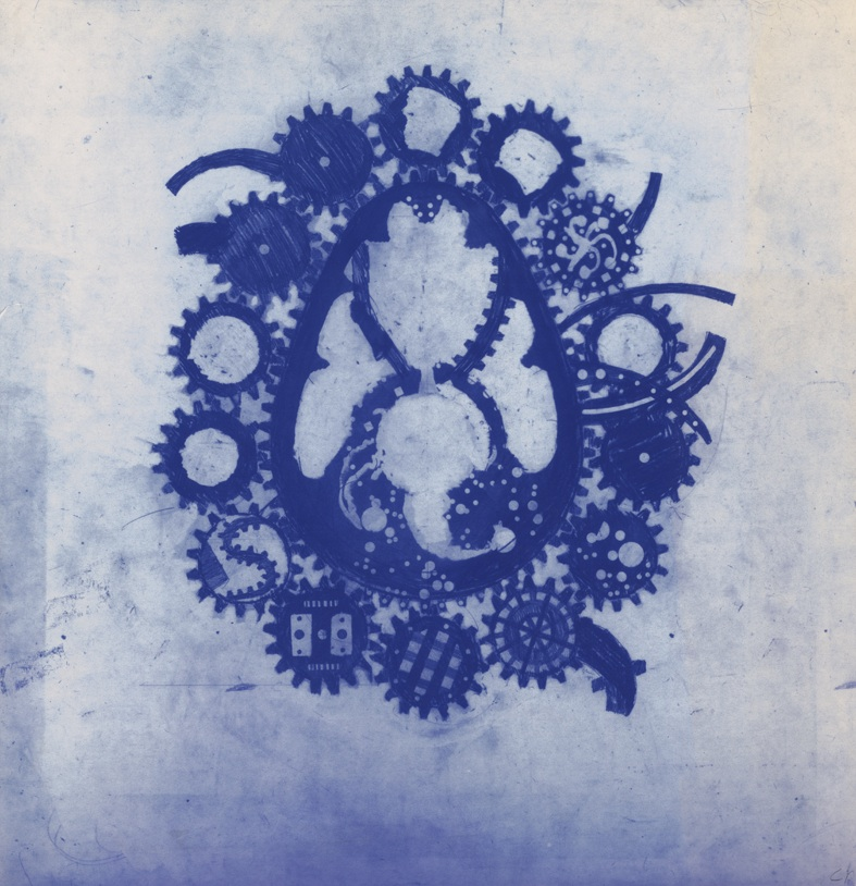 Engranes divinos (Heavenly Gears), 1991