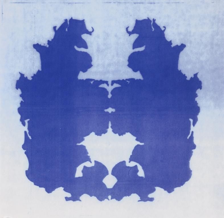 """Estudio de la """"región pélvica"""" (Study for """"Pelvic Region""""), 1991"""