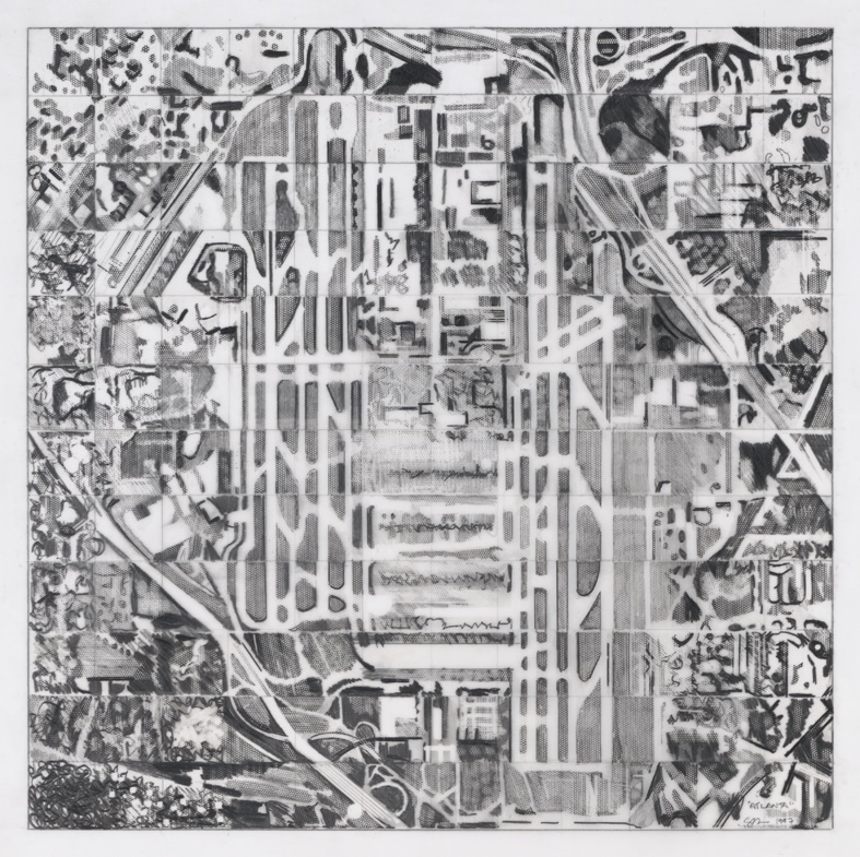 Atlanta Airport, 1997