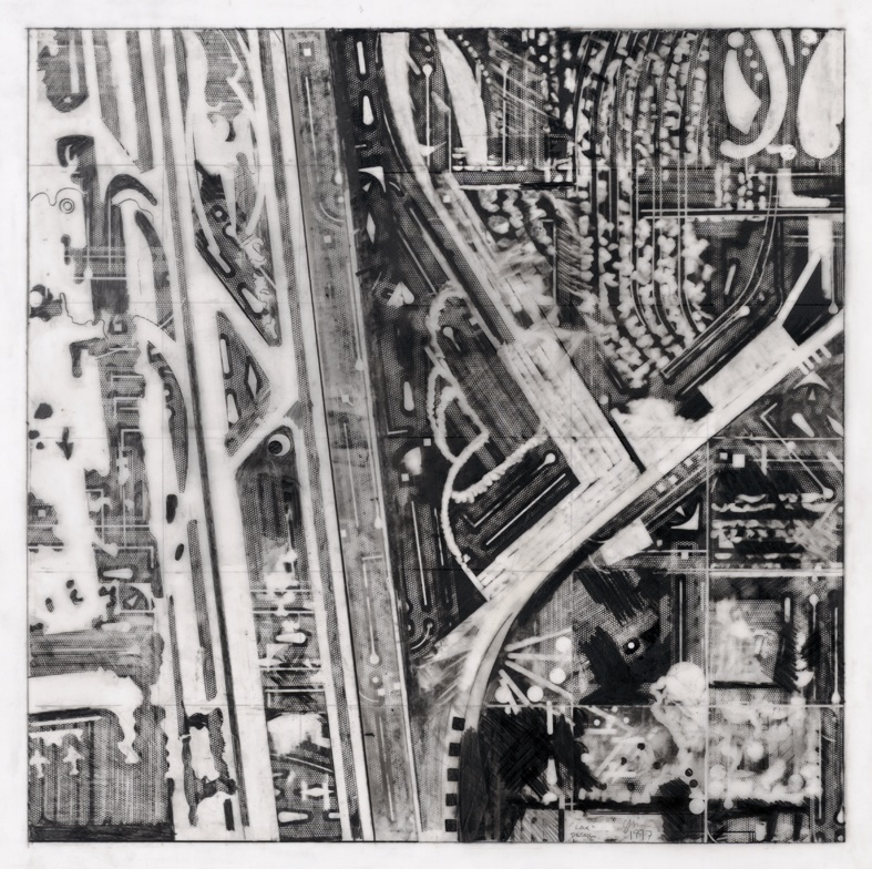 LAX Airport (datail), 1997