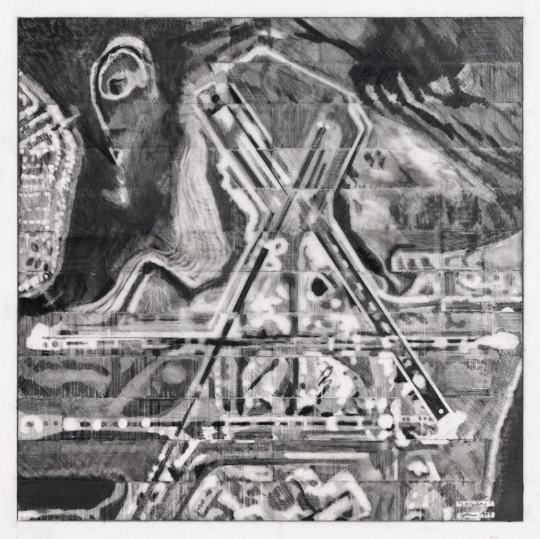 Logan Airport, 1997