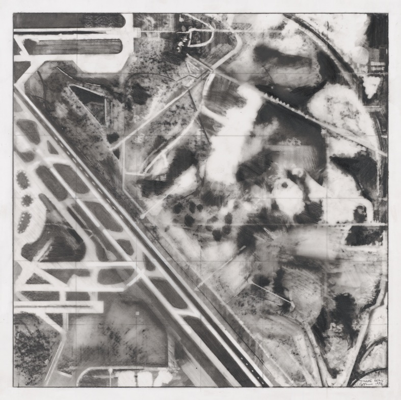 O'Hare Airport (datail), 1996