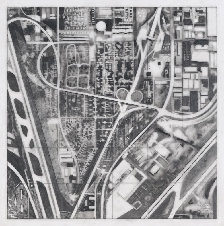O'Hare Airport (detail II), 1997
