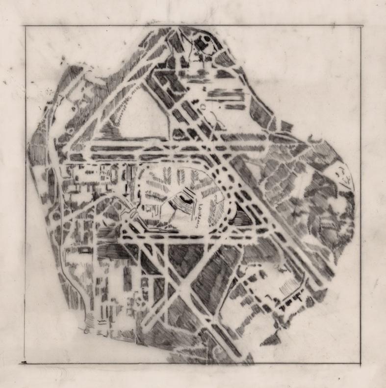 O'Hare Airport (detail III), 1997
