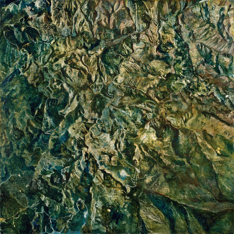 MAR DE VERDE (SEA OF GREEN), 2013