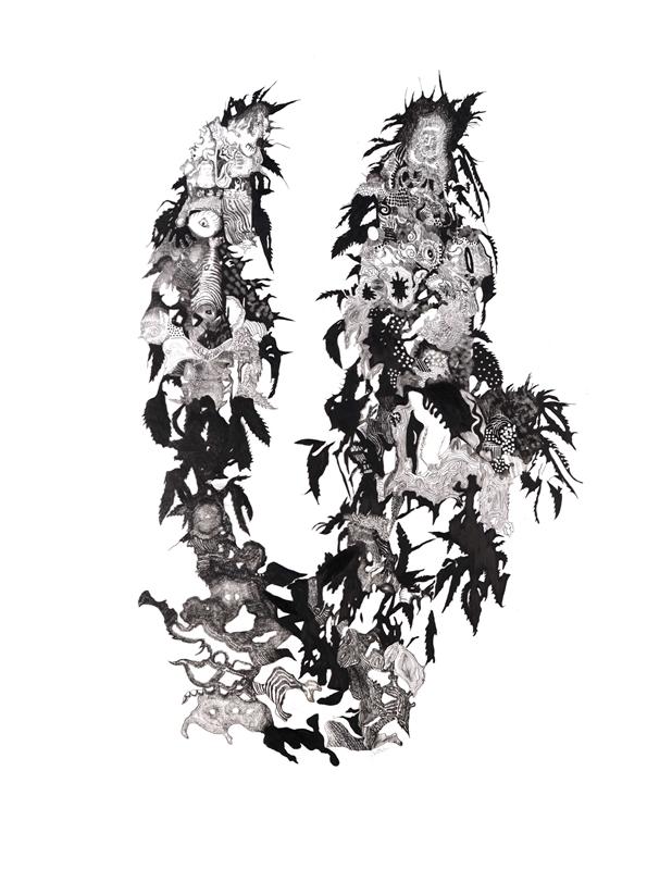 Gemelos (blanco y negro), 2013
