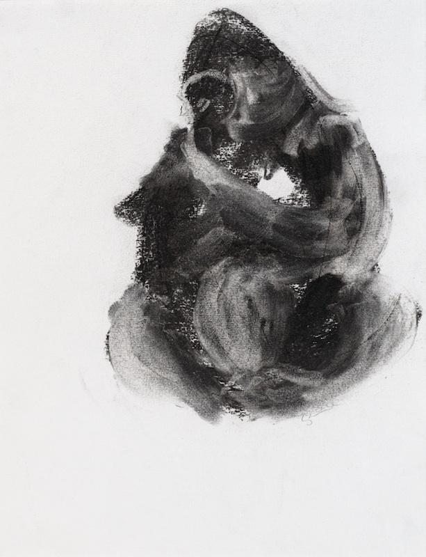 Seated Gorilla, 2007