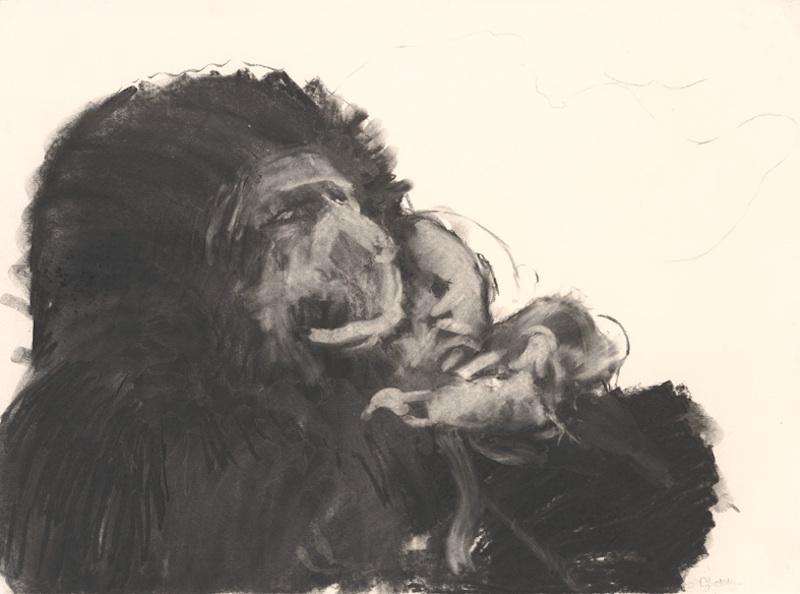 King Kong & Baby Fay Wray, 2005