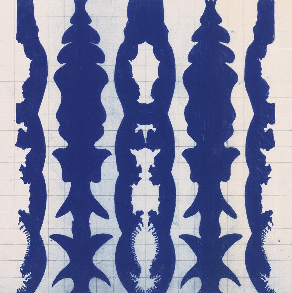 FIGURAS VERTICALES (VERTICAL FIGURES), 1991