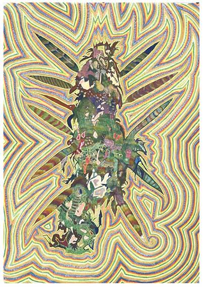 Impresión de inyección de tinta archival en papel Hahnemuhle Fine Art Paper / Archival Inkjet print on Hahnemuhle Fine Art Paper, 45 x 34 cm (17 3/4 x 13 1/2 in)