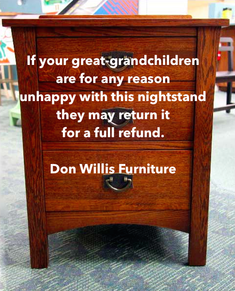 Don Willis Nightstand Ad.png