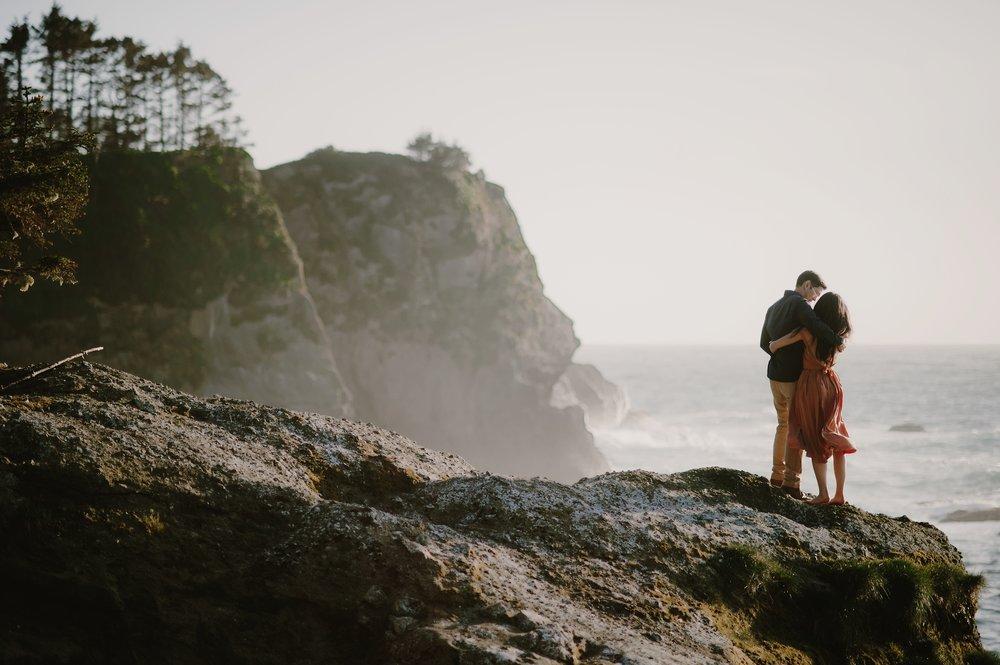 PNW Engagement Photographer