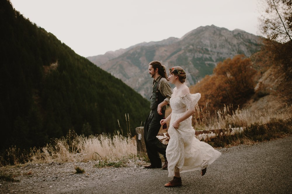 Sundance Wedding Photographer