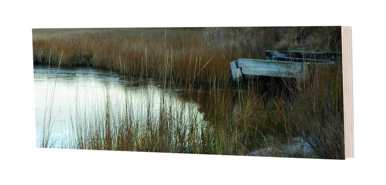Dock in Marsh