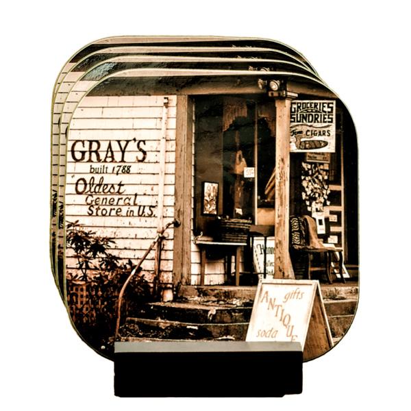 Gray'sCoaster Set
