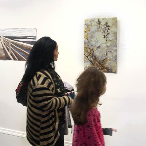 New Bedford Art Museum Exhibit