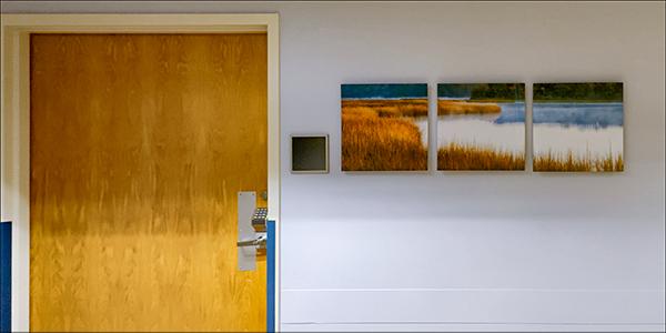 Riverview Triptych: Saint Anne's Hospital