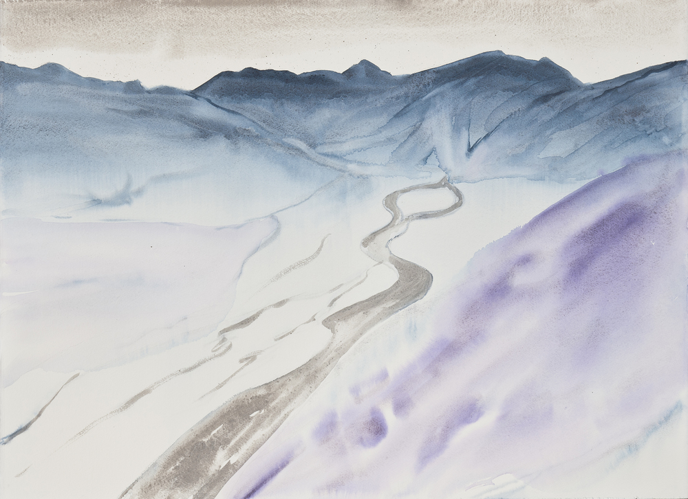 Flowing River (silver)