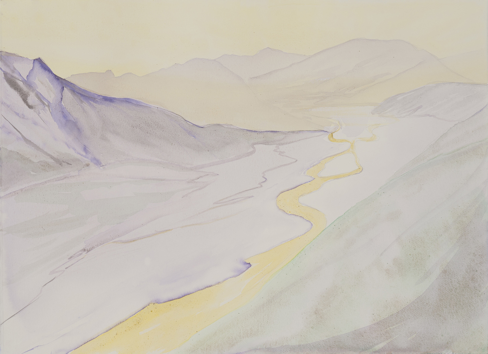 Flowing River (gold)
