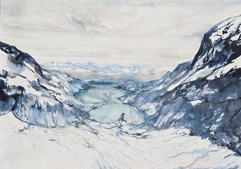 Turquoise Glacier