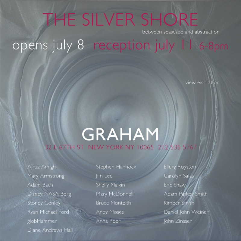 Shelly Malkin participates in Group Summer Show at Graham Gallery, July 8-August 29