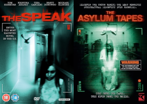 "Even the box art for ""found footage"" films is starting to look the same."