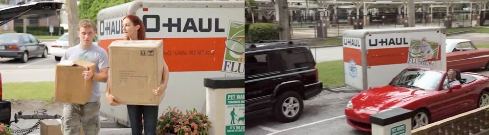 So is it O-Haul or U-Haul?