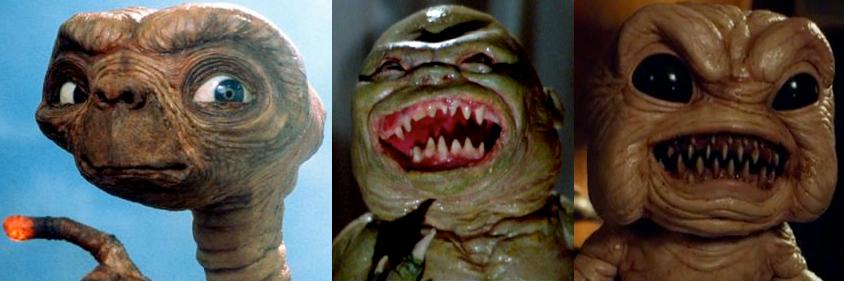 E.T. + a Ghoulie = Bad Milo?