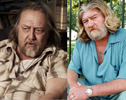 """Terrance G."" and Hollywood screenwriter Joe Eszterhas: Separated at birth?"