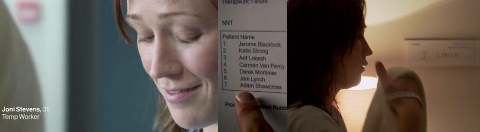 So is Joni's last name Stevens or Lynch?