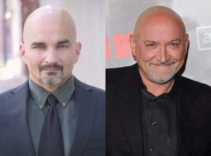 "Kef Lee of ""The Secret Village"" and Frank Darabont: Separated at birth?"
